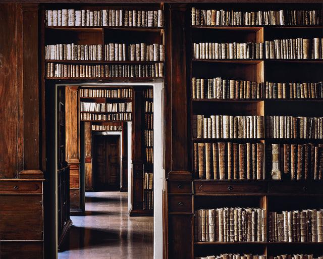 Massimo Listri, 'Biblioteca Nazionale di Napoli', 2002, Phillips