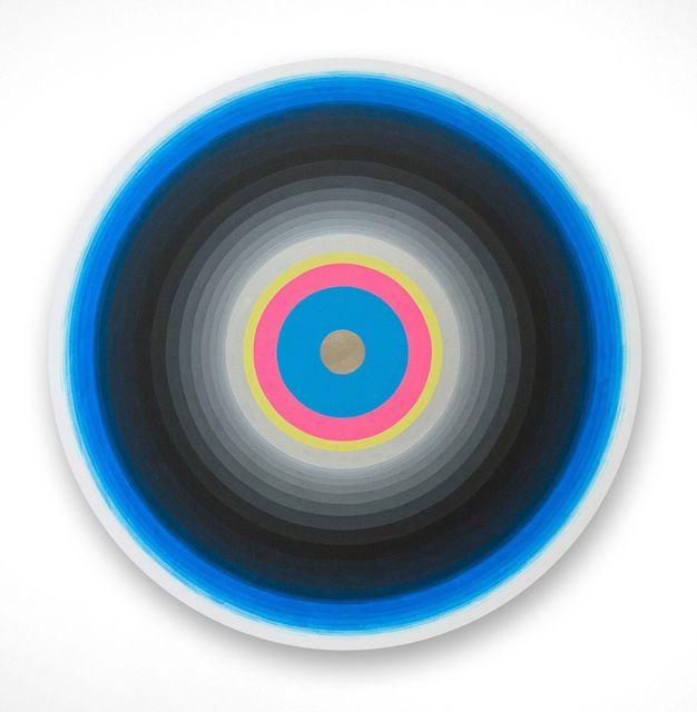 , 'BLUELIGHTSIX,' 2015, McClain Gallery
