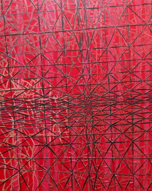 Naoko Morisawa, 'Energy VI: Intelligence Network', 2016, Frederick Holmes and Company