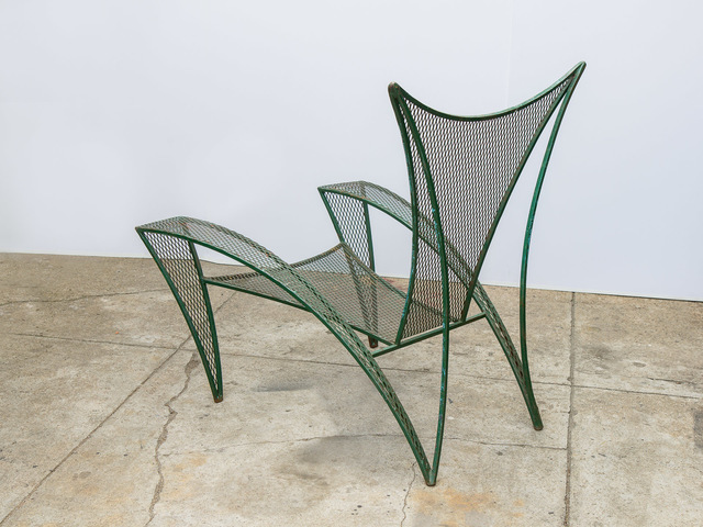 , 'Monumental Sculptural Garden Chair,' ca. 1970, Open Air Modern