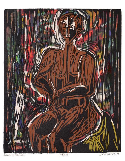 , 'Black Venus (#25/36),' , Greenhut Galleries