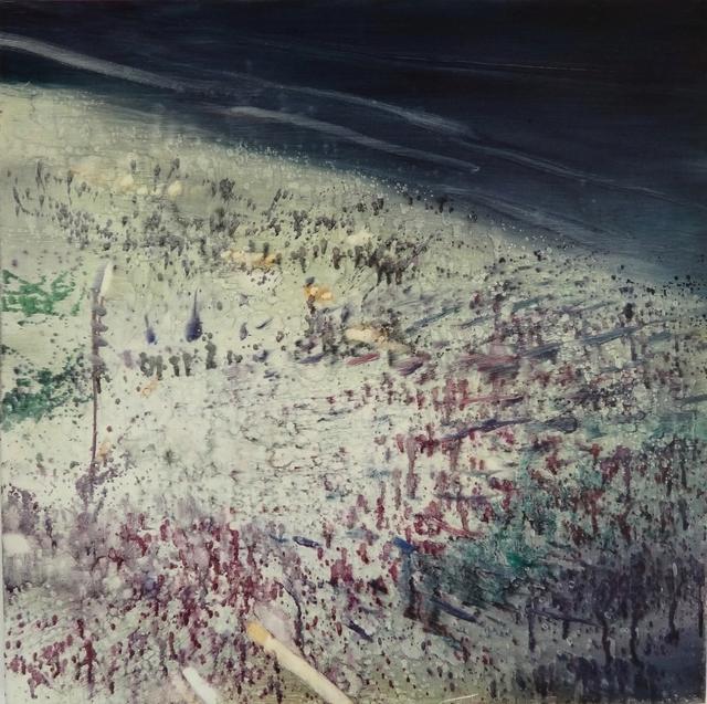 Matthias Meyer, 'RIO BEACH', 2008, Painting, Oil on canvas, Frank Fluegel Gallery