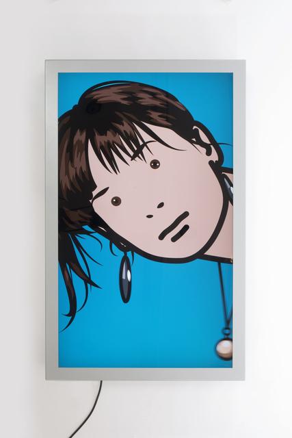 , 'Ann Blinking,' 2007, Wexler Gallery
