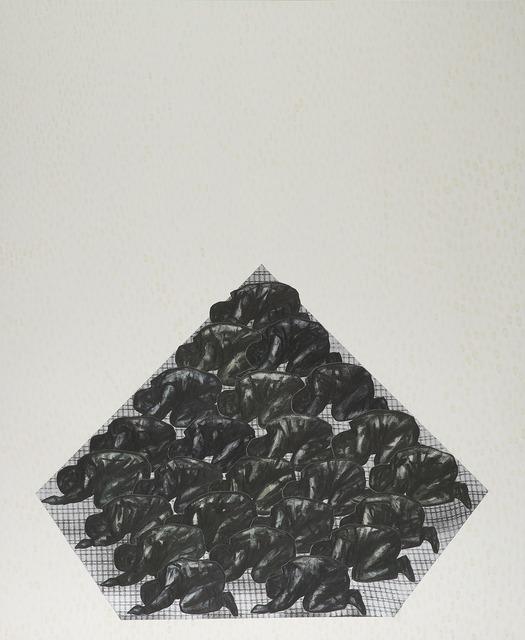, 'Untitled II (Positions),' 2014, ARTLabAfrica