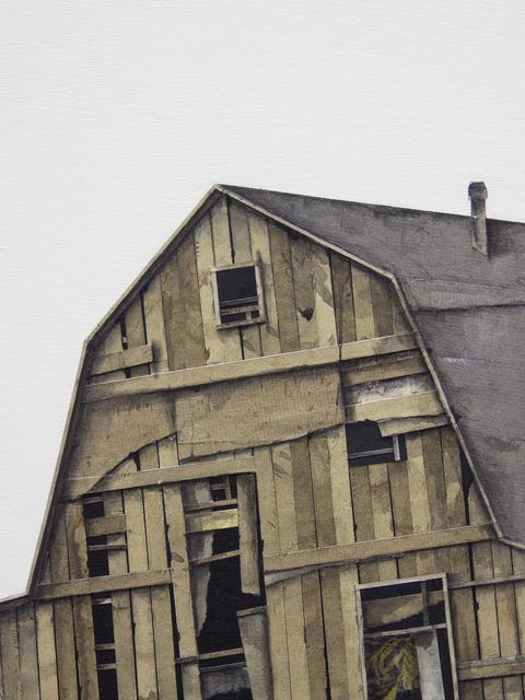 , 'Barn Studied III,' 2019, Momentum Gallery
