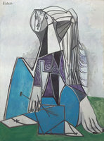 Pablo Picasso, Portrait of Sylvette David