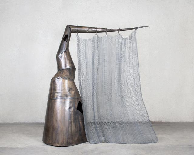 , 'Cone Screen,' 1985, Friedman Benda