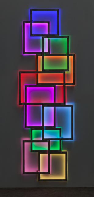 , 'Glowstick 2,' 2016, Galeria Leme