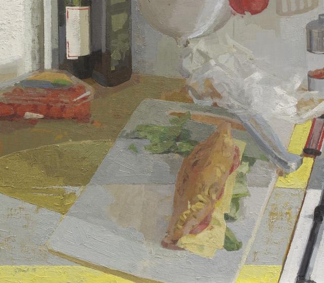 , 'Sandwich #11,' 2018, Gallery 1261