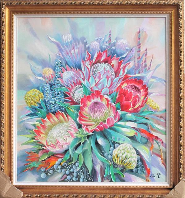 , 'Protea,' 2018, A-Art Shengzan Gallery