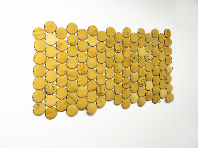 , 'Mining gold on the highway (ii),' 2018, Officine dell'Immagine