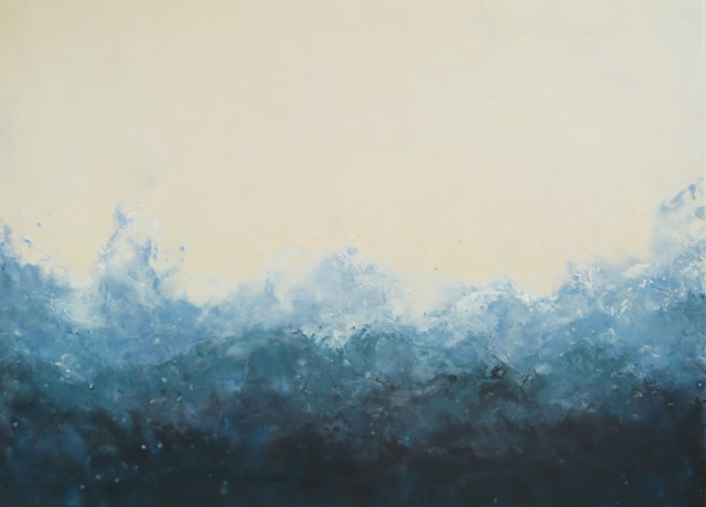 , 'Blue Wave II,' 2018, Winston Wächter Fine Art