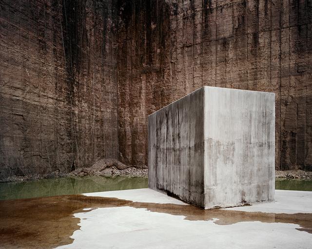 Brad Temkin, 'Baffle Block, Chicago, IL', 2017, Scott Nichols Gallery
