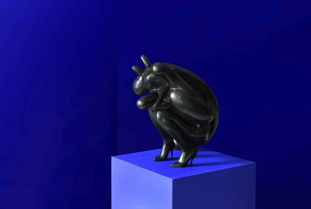 Cédrix Crespel, 'Sang Bleu', 2019, KOLLY GALLERY