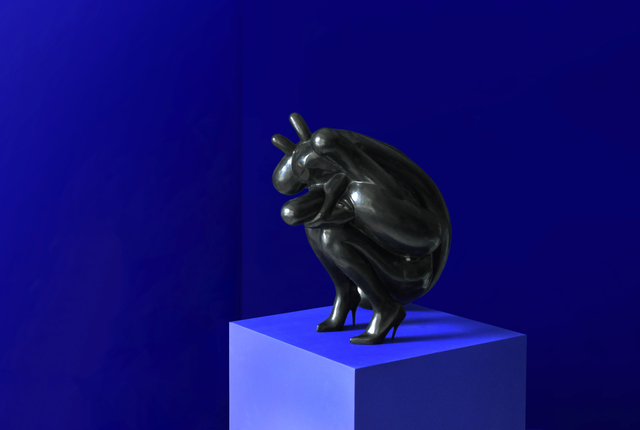 , 'Sang Bleu,' 2019, KOLLY GALLERY