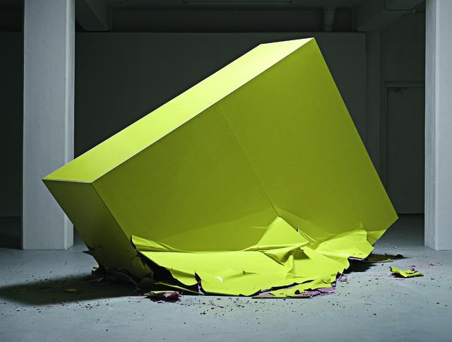 , 'Untitled, Fuck Newton,' 2016, Galerie Paris-Beijing