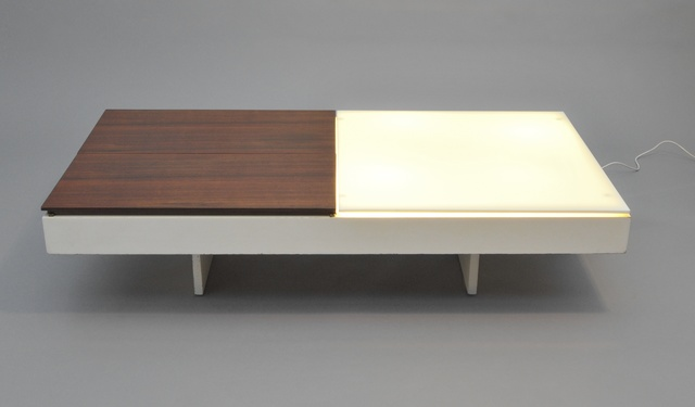 , 'Lighting low table,' 1959, Galerie Pascal Cuisinier