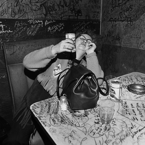 , 'Last Call, Tootsie's Orchid Lounge, Nashville, TN,' 1974, Scott Nichols Gallery
