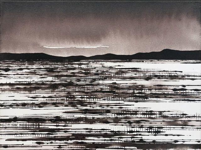 , 'Desert Field and Cloud,' 2018, Art Atrium