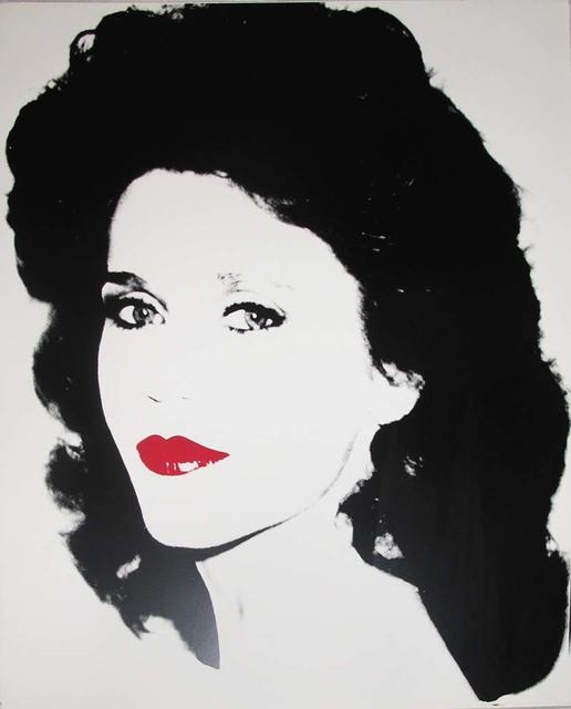, 'Jane Fonda, II.268,' 1982, Hamilton-Selway Fine Art