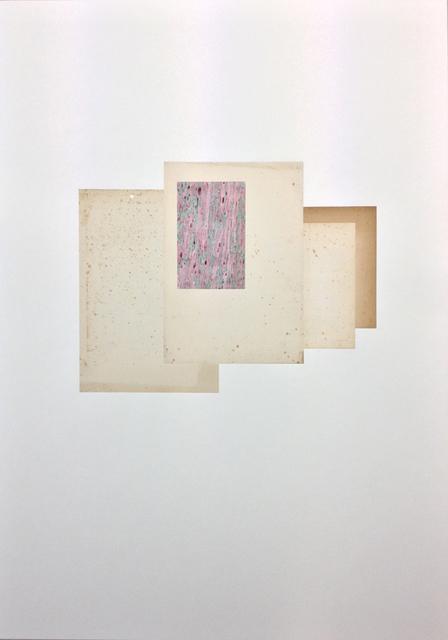 , 'Solapado VII, (MARMÓREO),' 2016, RocioSantaCruz