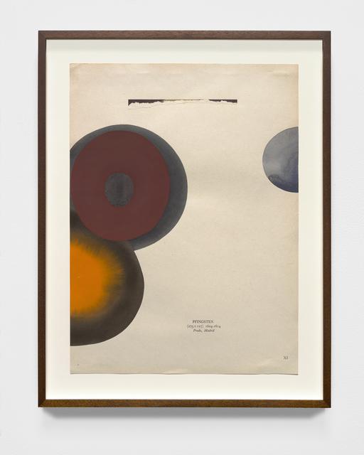 , 'PFINGSTEN,' 2017, Tanya Bonakdar Gallery