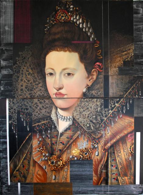 , 'Maria Gonzaga of Lorraine,' 2012, DECORAZONgallery
