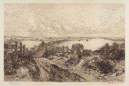 Thomas Moran, 'Morning', 1886, National Gallery of Art, Washington, D.C.
