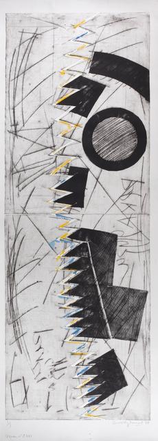 Oleg Kudryashov, 'Saw', 1998, SM Art
