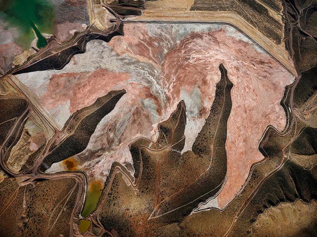 , 'Morenci Mine #1, Clifton, Arizona, USA,' 2012, Weinstein Gallery - Minneapolis