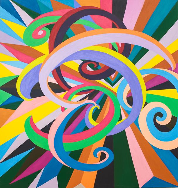 , 'A Perpetual Dance,' 2016, Rosamund Felsen Gallery