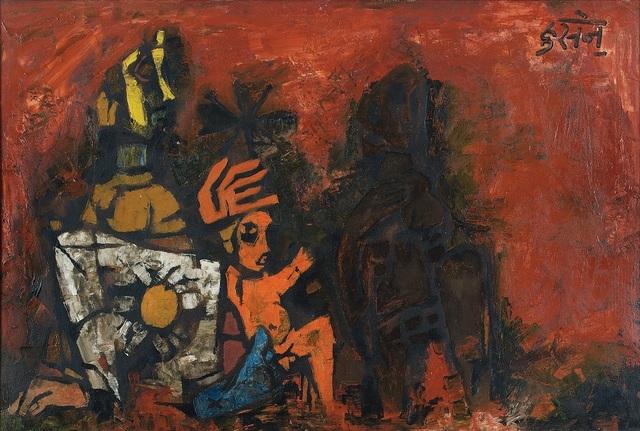 , 'Devi I ,' 1961, Dag Modern