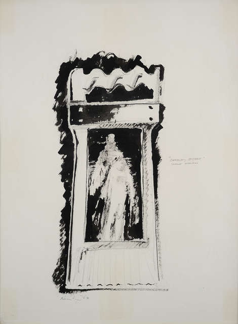 , 'Gateway Object,' 1982, Charles Nodrum Gallery