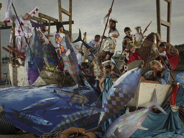 , 'Commedia dell'arte in Crimea,' 2012, Zenko Gallery