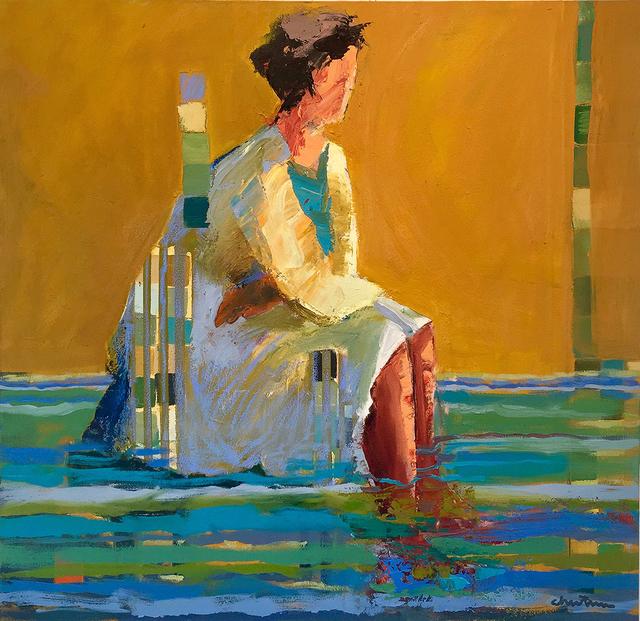 Linda Christensen, 'Water', 2019, Sue Greenwood Fine Art