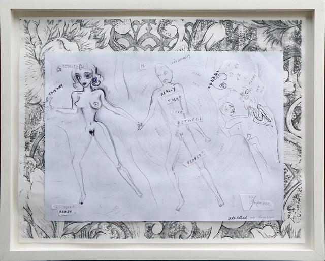 , 'All Hatred Was Forgotten,' 1996, James Barron Art