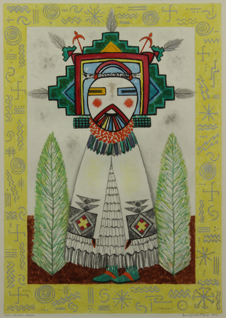 , 'Hopi Calako Mana,' n/a, Addison Rowe Gallery