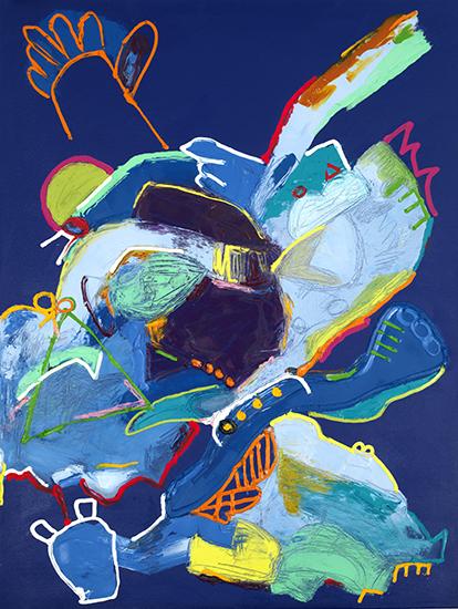 , 'NEFELIBATA #8,' 2016, Walter Wickiser Gallery