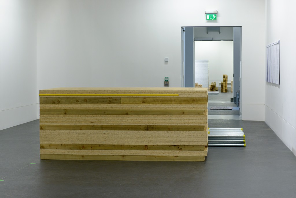 Anne Tallentire, Shelter, 2016, Nerve Centre, Derry