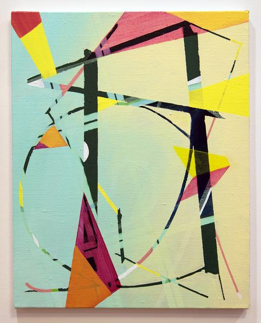 , 'Stand,' 2015, Uprise Art