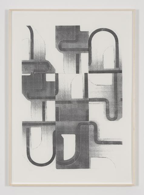 , 'Untitled (Transfer # 5),' 2015, Galerija Gregor Podnar