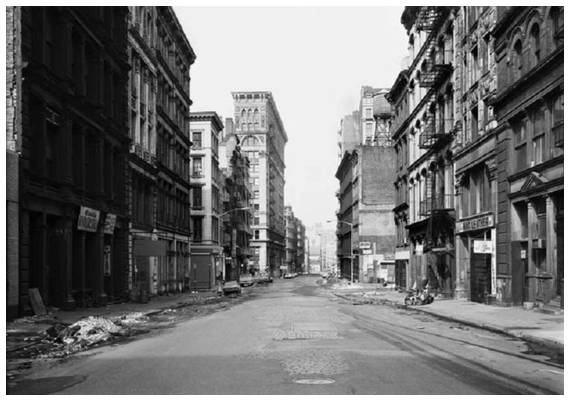 , 'Broome Street, NewYork/Soho,' 1978-2012, Mai 36 Galerie