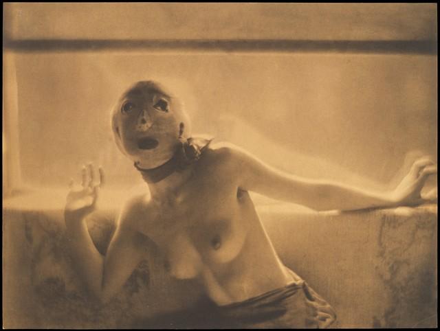 Adolf de Meyer, '[Dance Study]', ca. 1912, The Metropolitan Museum of Art
