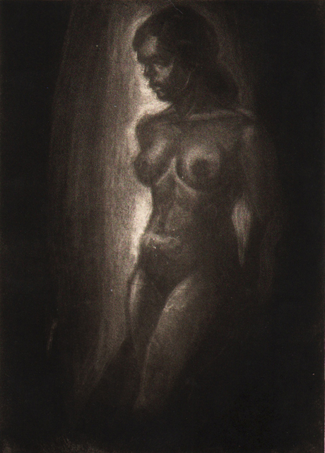 , 'Before the Curtain,' ca. 1941, Dolan/Maxwell