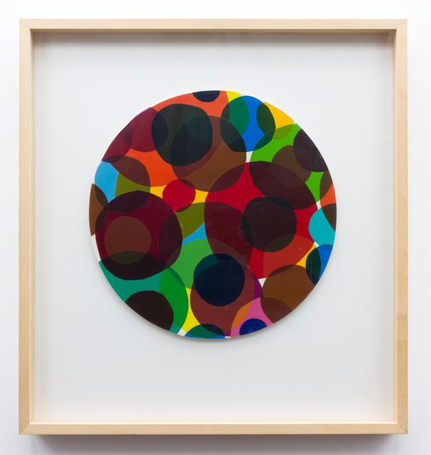 , 'Arabesque 46,' 2007, Galerie Gisela Clement