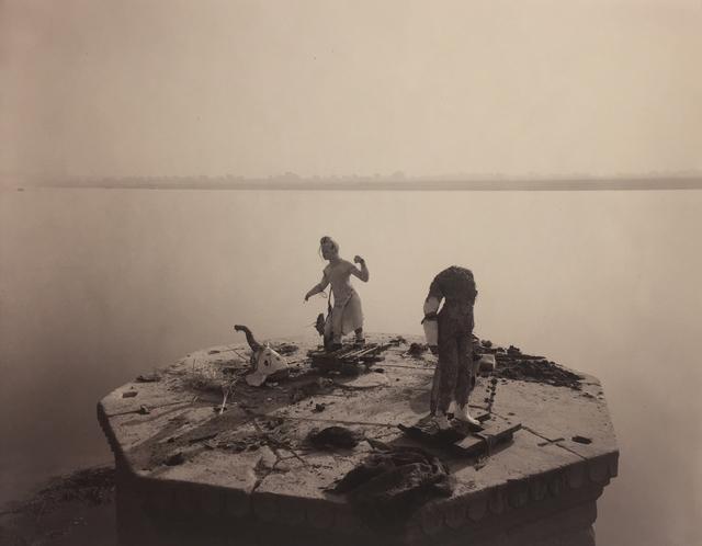, 'Religious Effigies, Banaras, India,' 1979, G. Gibson Gallery