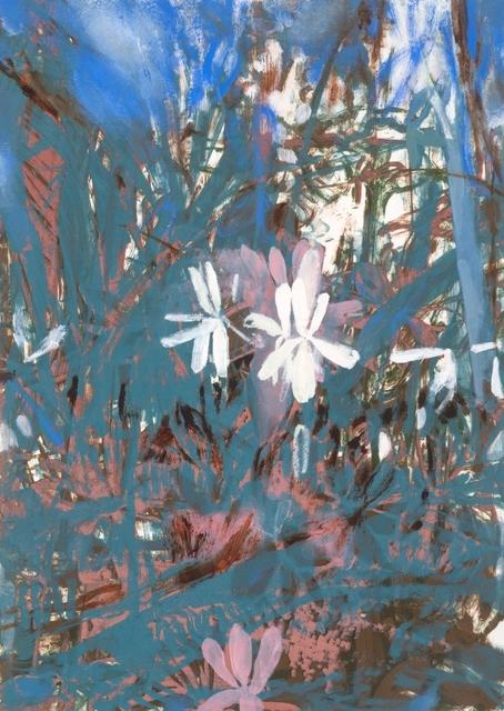 Yvette Kießling, 'Blue Variation, Sansibar', 2019, Galerie Schimming