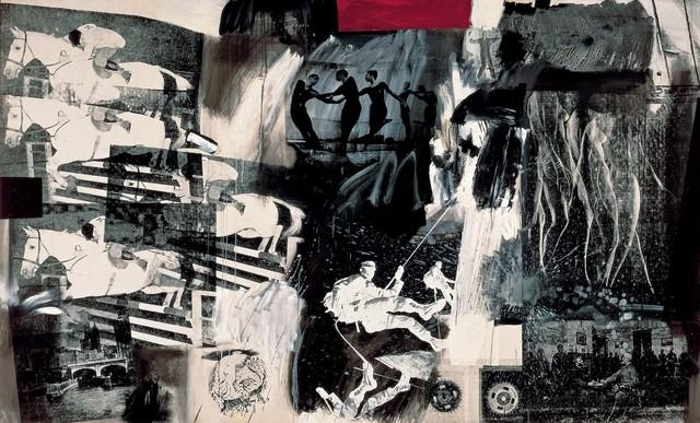 Robert Rauschenberg, 'Express', 1963, Robert Rauschenberg Foundation