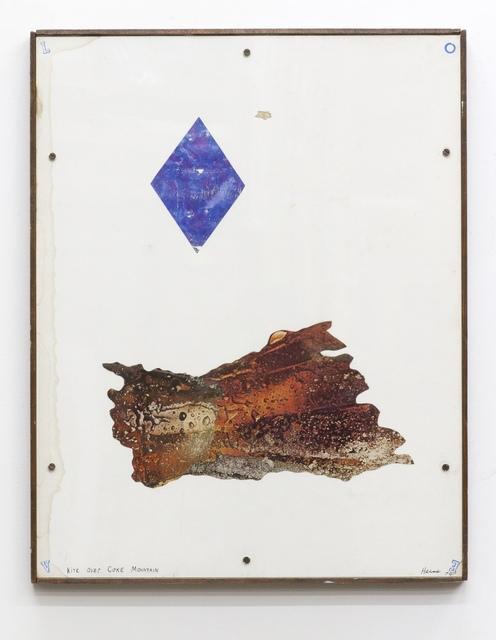 , 'Kite Over Coke Moutain,' 1970, Moran Moran