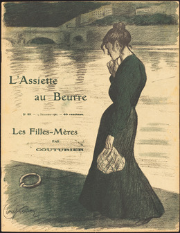 Edouard Couturier, 'L'Assiette au Beurre', published 1902, Other, Periodical illustrated with color lithographs, National Gallery of Art, Washington, D.C.